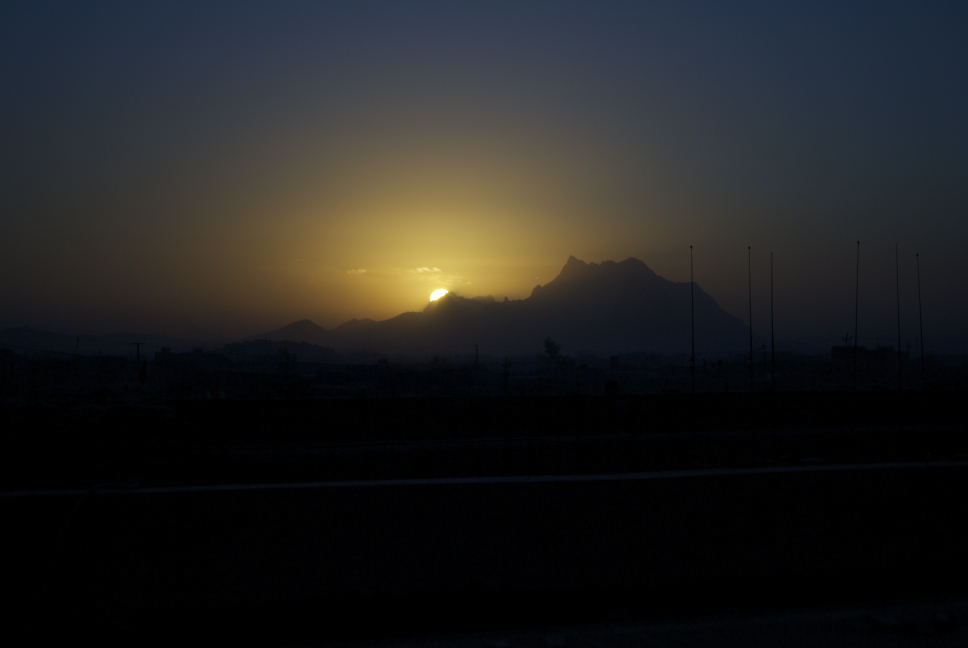 Sunset on Kandahar 14