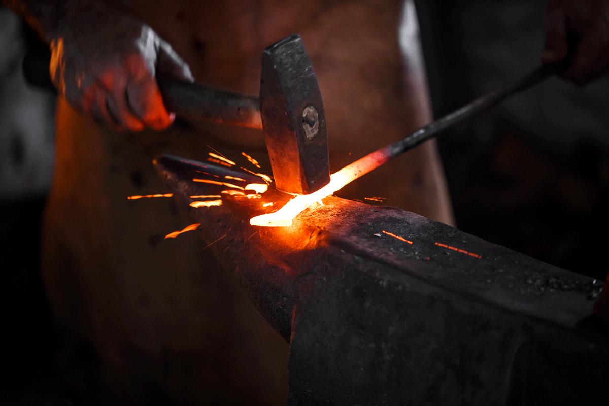 Blacksmith-Forge